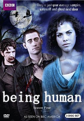 BEING HUMAN:SEASON 4 BY BEING HUMAN (DVD)